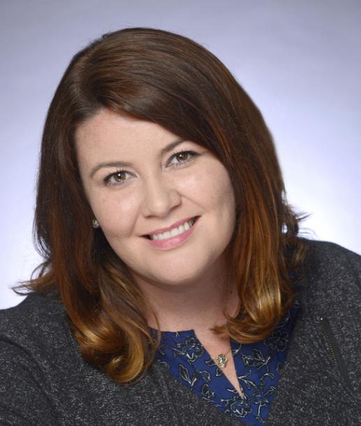 Jenny Hughes Ph.D. headshot